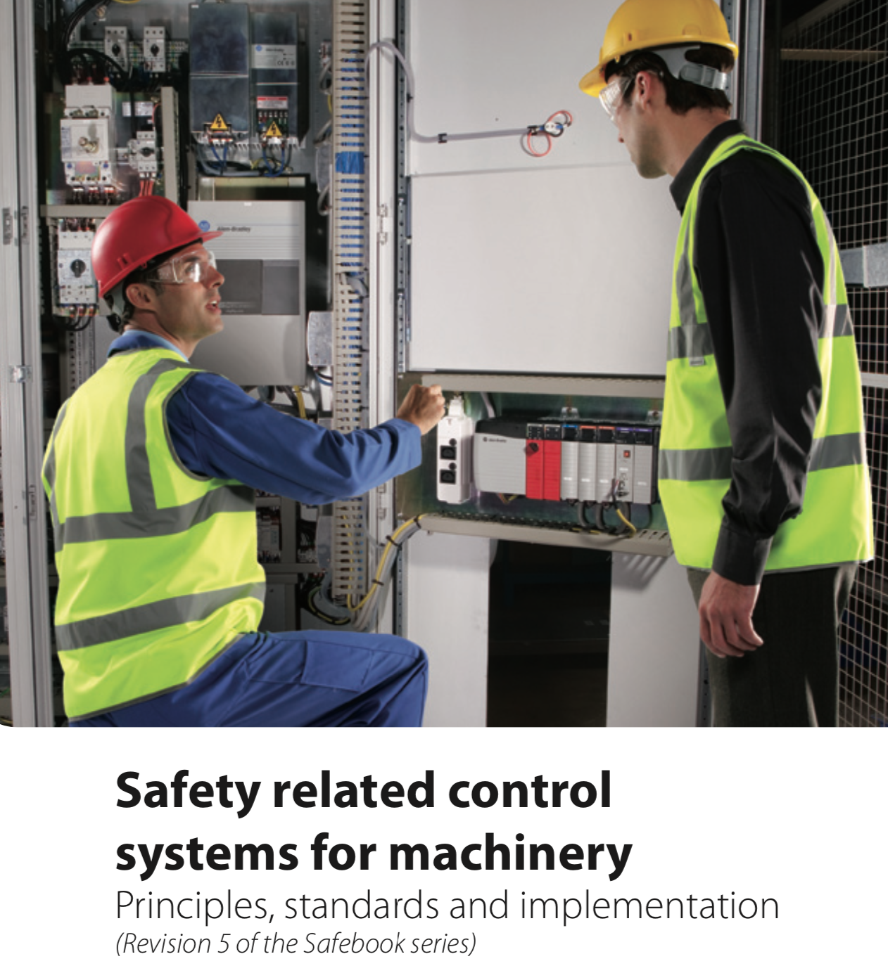 Safety related control systems for machinery