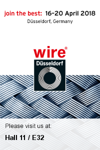 WIRE DÜSSELDORF - Please visit us at Hall 11 / E32